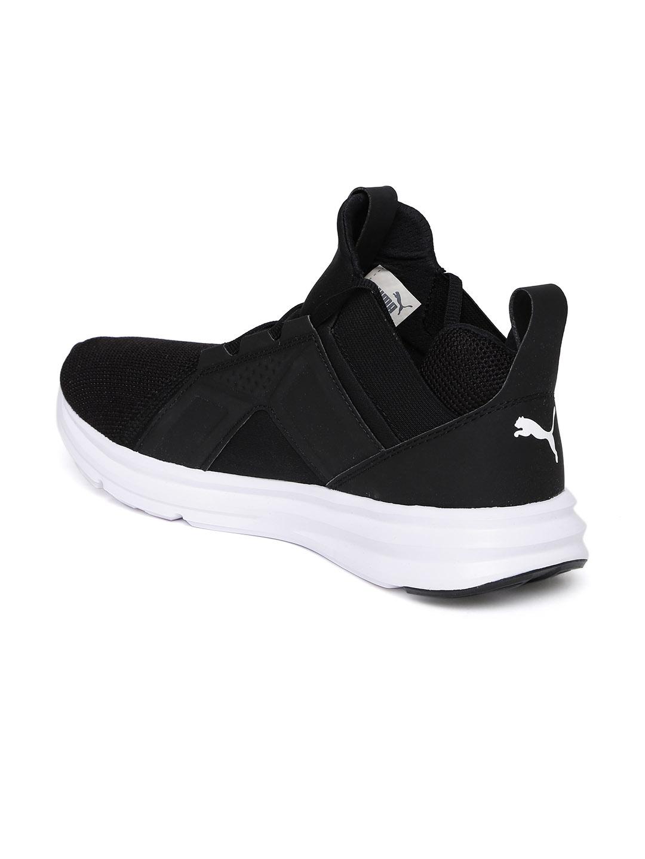 d9122d79944 Buy Puma Men Black Enzo Mesh Running Shoes - Sports Shoes for Men ...