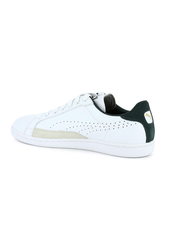97e04fa4dce5 Buy Puma Men White Match 74 UPC Sneakers - Casual Shoes for Men ...