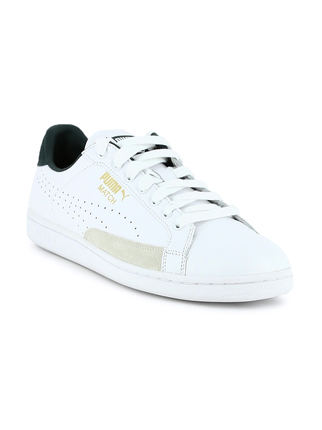 fac005c9ac8 Buy Puma Men White Match 74 UPC Sneakers - Casual Shoes for Men ...