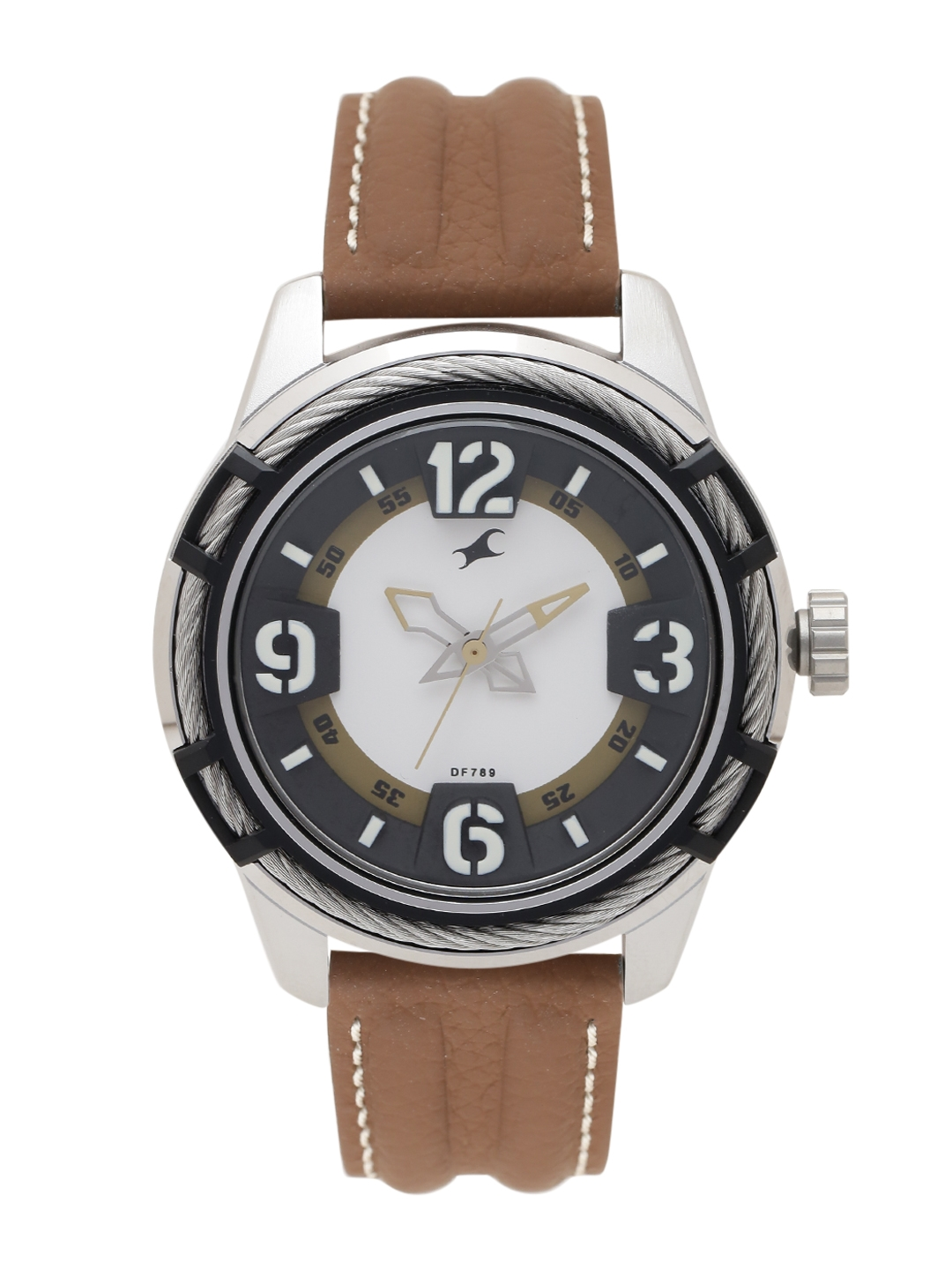 6bfcd427e Buy Fastrack Men White Dial Analogue Watch 3157KL01 - Watches for ...
