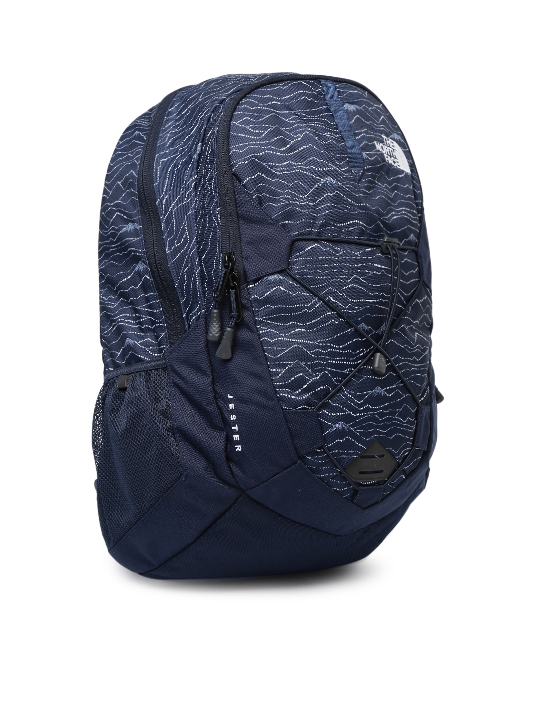 14d1e96c23 Buy The North Face Unisex Blue Jester Graphic Backpack - Backpacks ...