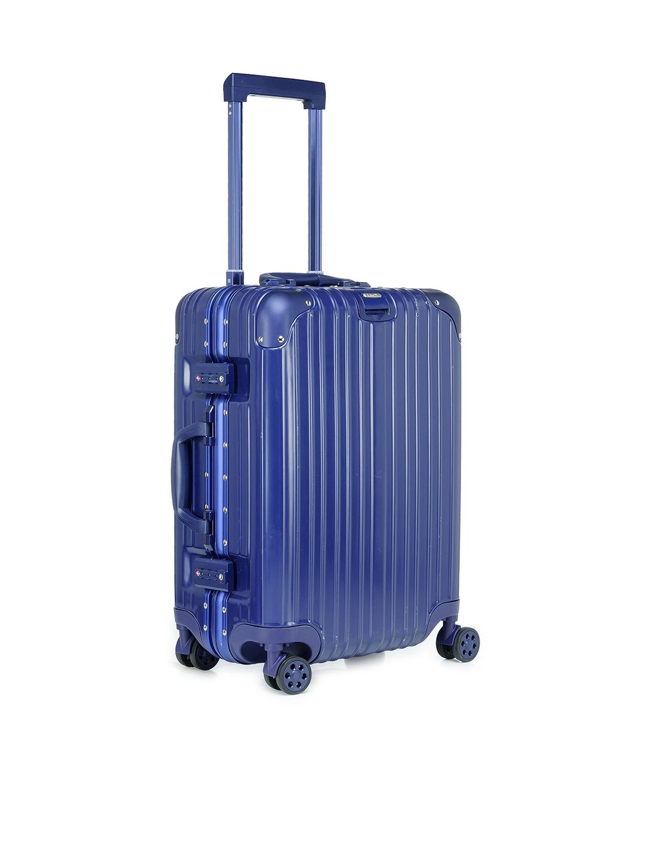 f0e9b0dcd4 Buy TAMO California Love Unisex Blue Medium Trolley Bag - Trolley ...