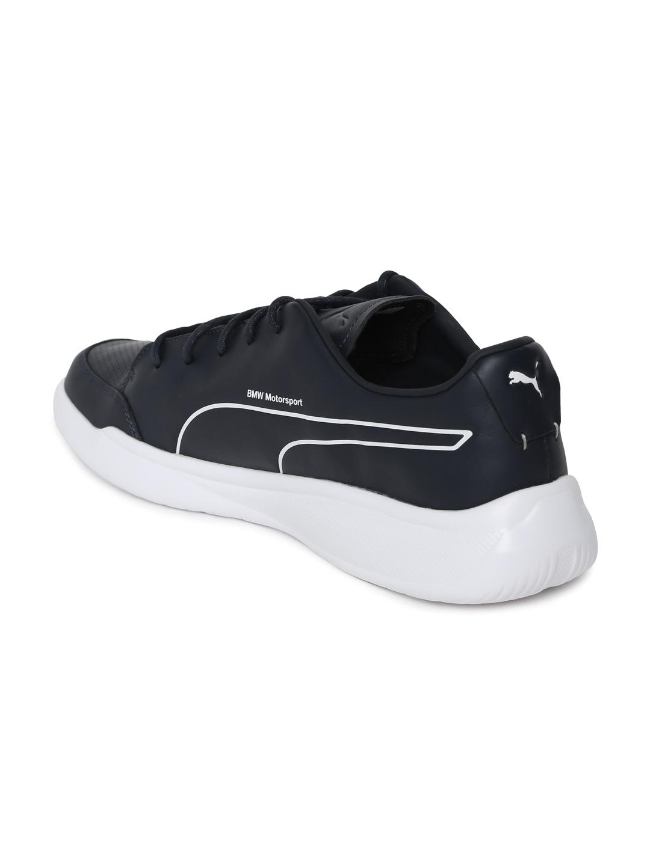 d88eecc3c8d Buy Puma Men Black BMW MS Casual Sneakers - Casual Shoes for Men ...