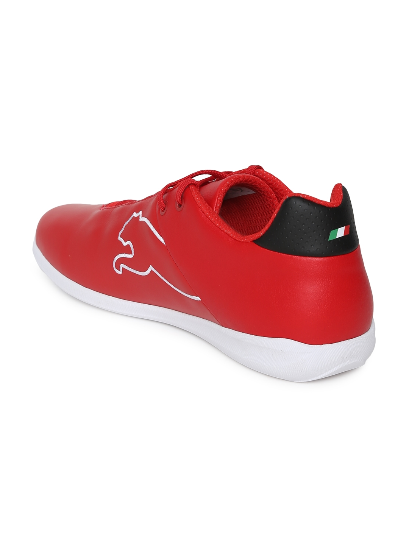 41f900d184e Buy Puma Unisex Red Scuderia Ferrari Future Cat Casual Sneakers ...
