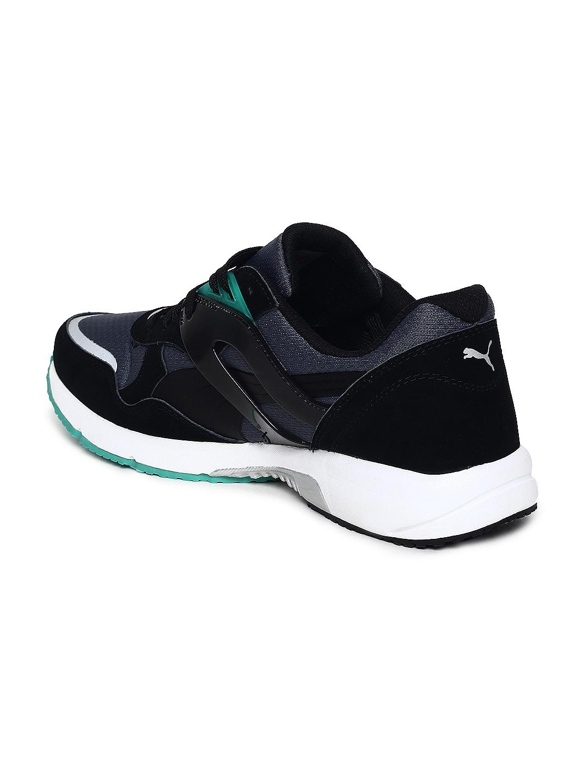 Buy Puma Unisex Black Ftr R698 Lite Core+ Sneakers - Casual Shoes ... fc29ff0d8