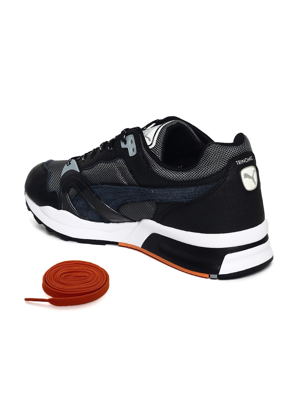 Buy Puma Unisex Black Trinomic XT1 Plus Winter Sneakers - Casual ... 0bf404875