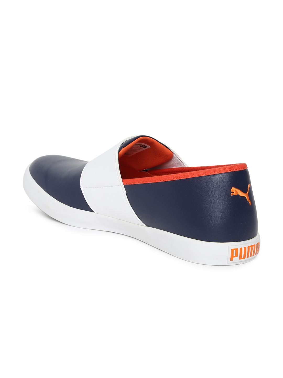 03fb1b58c5b7d6 Buy Puma Unisex Navy Blue   White El Rey Milano II DP Sneakers ...