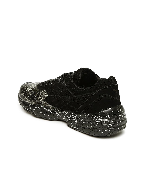 12afa699ca58 Buy Puma Men Black R698 ROXX Sneakers - Casual Shoes for Men 2268669 ...