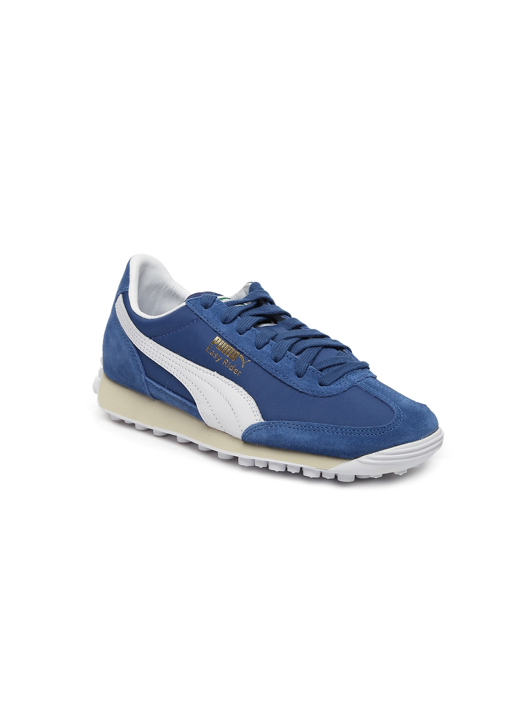 6fc1d46f5529 Buy Puma Unisex Blue Easy Rider VTG Sneakers - Casual Shoes for ...