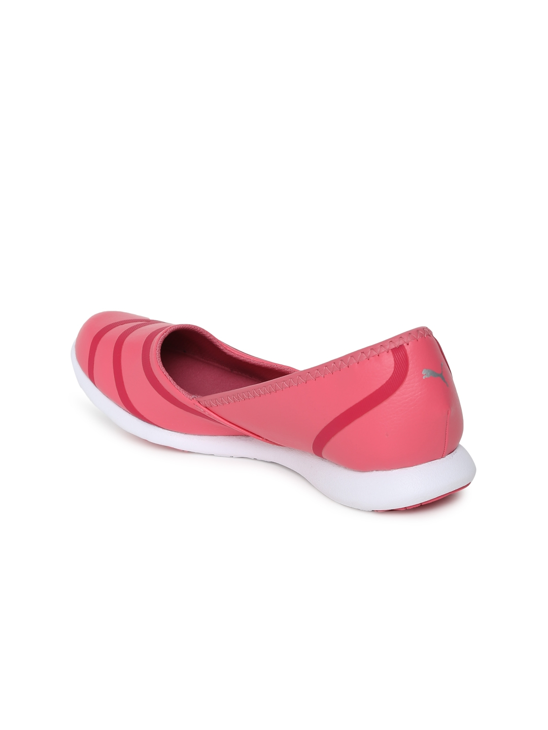 d6f0edc590 Buy Puma Women Pink Vega Ballet SL IDP Slip On Sneakers - Casual ...