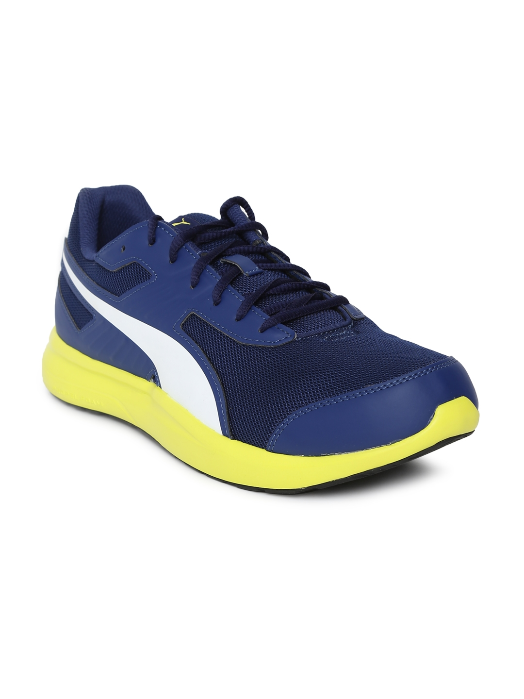 f463bf9a0316fd Buy Puma Unisex Navy Blue Escaper Mesh IDP Sneakers - Casual Shoes ...