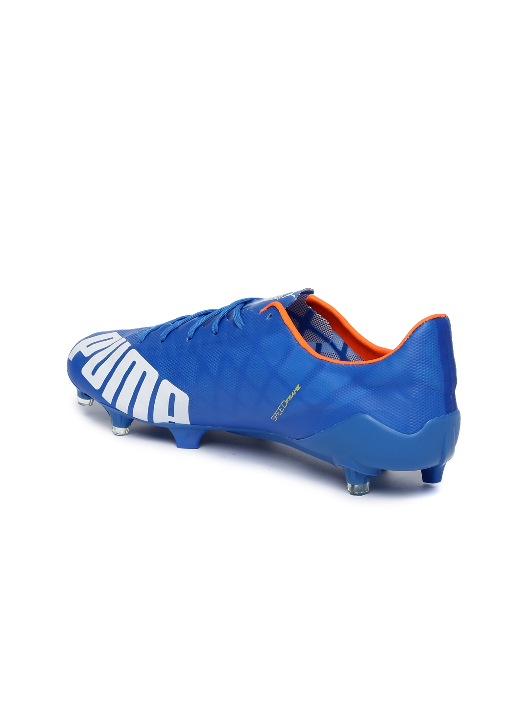 Buy Puma Men Blue EvoSPEED SL Football Shoes - Sports Shoes for Men ... 243e23e95c