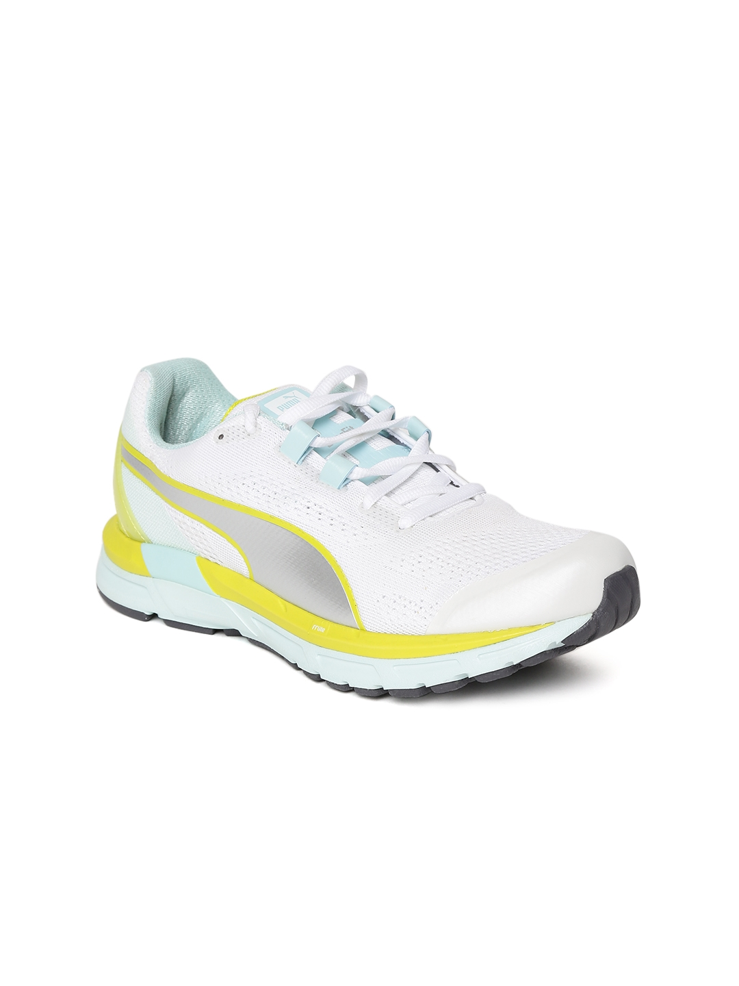 eae3f5ccab4 Buy Puma Women White Faas 600 S V2 Running Shoes - Sports Shoes for ...