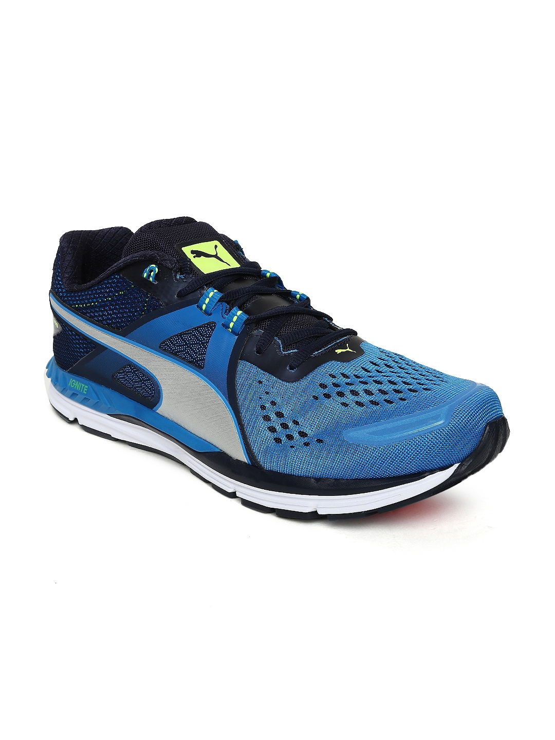 623096de00bc Buy Puma Men Blue Speed 600 IGNITE Running Shoes - Sports Shoes for ...