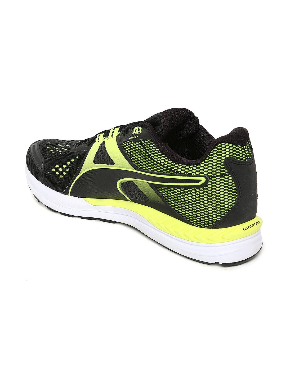 Buy Puma Men Black Speed 600 IGNITE Running Shoes - Sports Shoes for ... 7da80c668