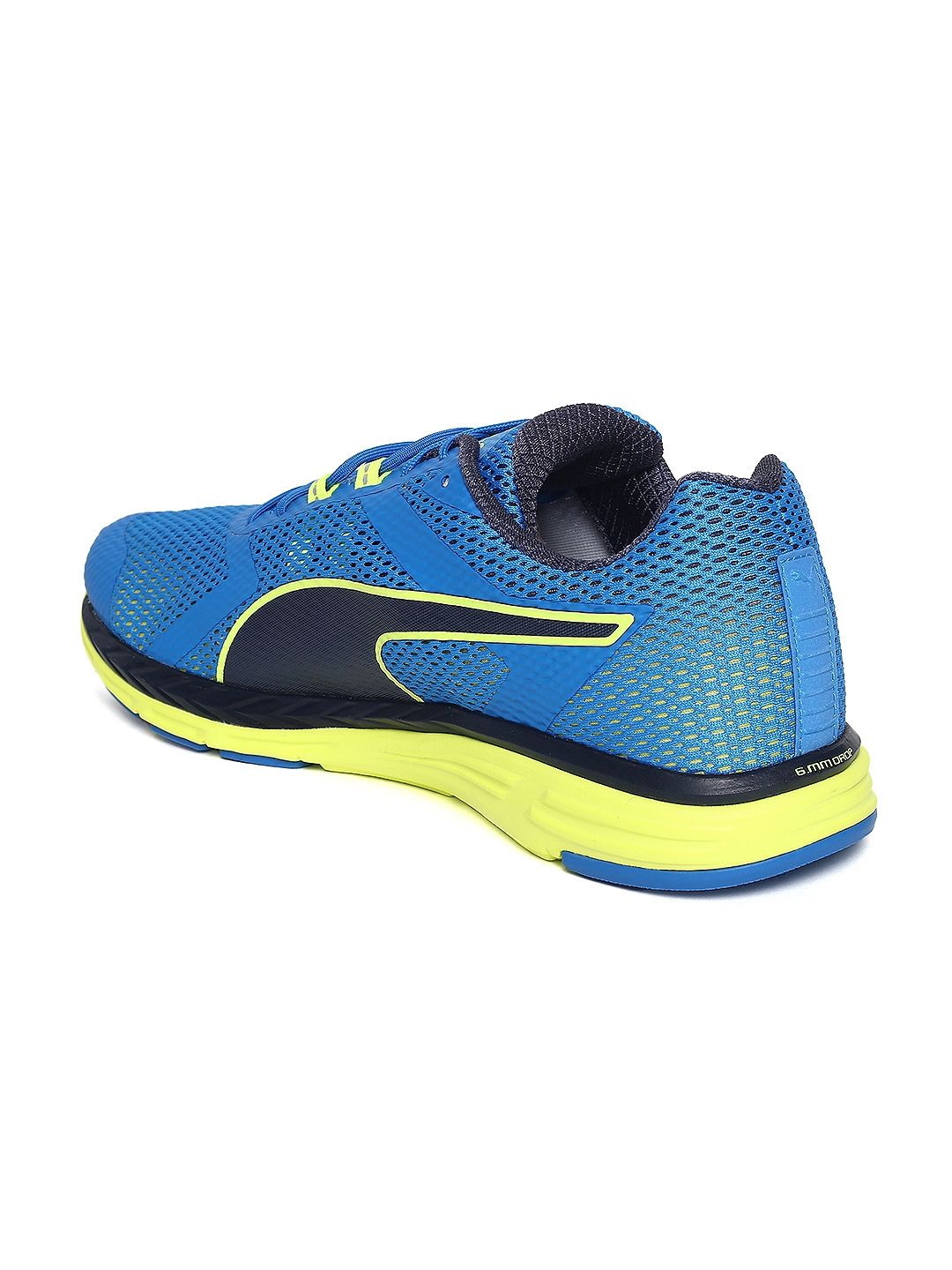 a29540e8930 Buy Puma Men Blue Speed 500 Ignite Running Shoes - Sports Shoes for ...
