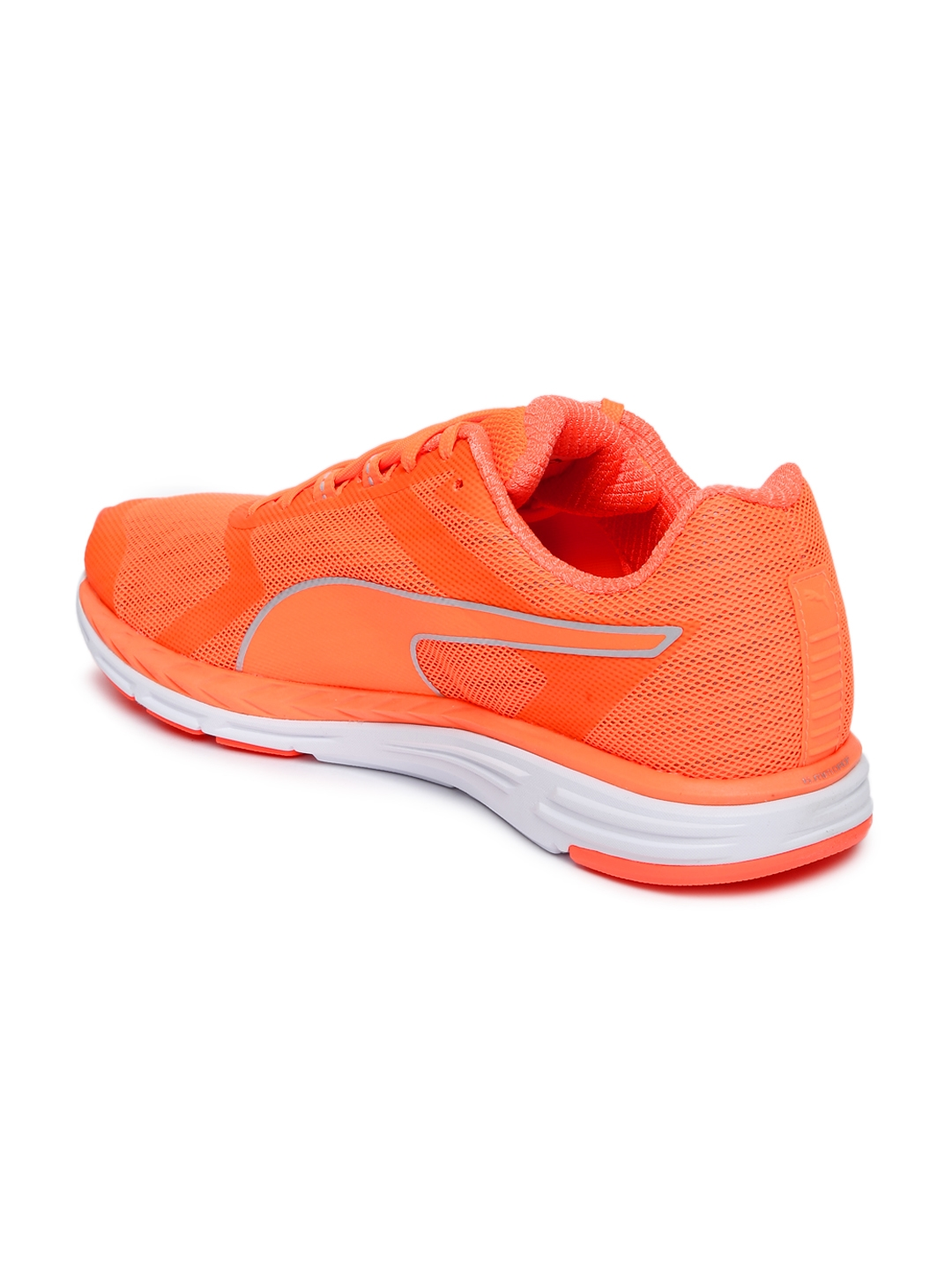 Buy Puma Men Orange Speed 500 Ignite Nightcat Running Shoes - Sports ... 7a0af8565