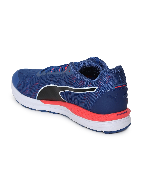 Buy Puma Men Blue Speed 600 IGNITE 2 Running Shoes - Sports Shoes ... 2e80c255e