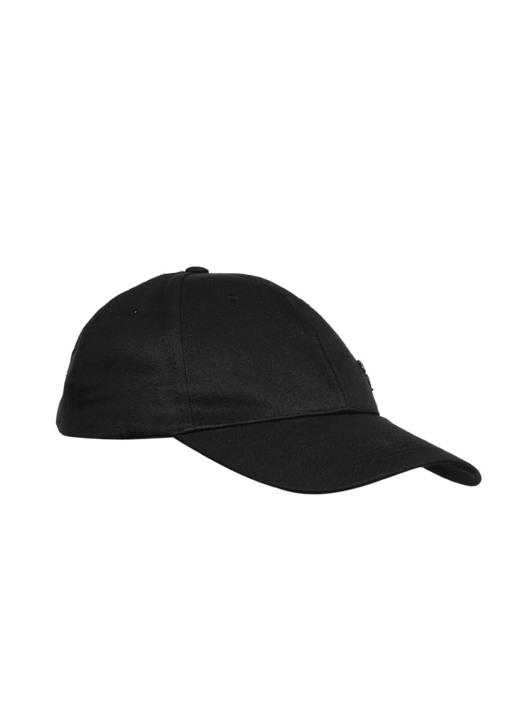 8ca9e38e Buy Puma Unisex Black Solid Metal Cat Baseball Cap - Caps for Unisex ...