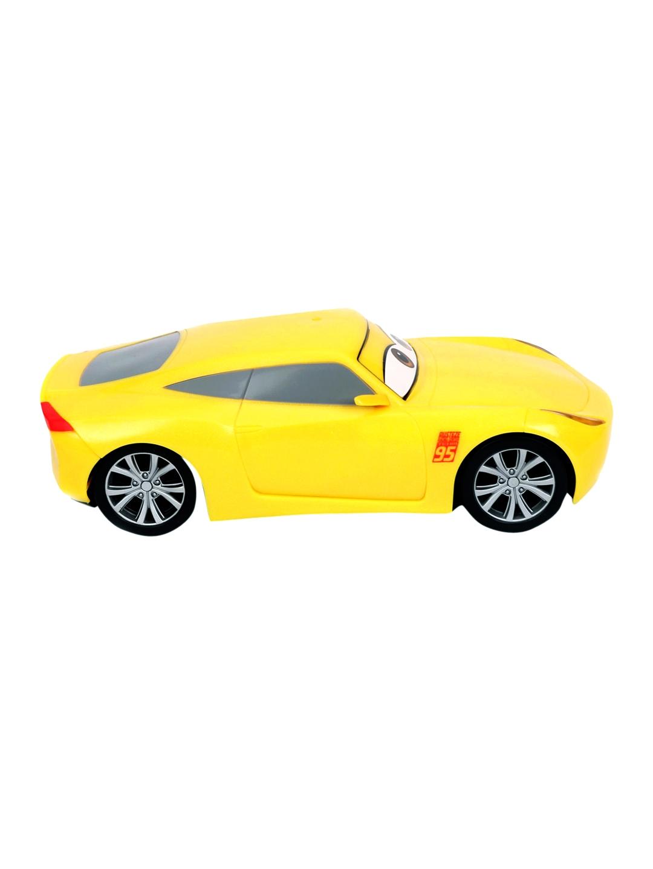 Buy Mattel Boys Yellow Cars Disney Pixar 3 Movie Moves Cruz Ramirez