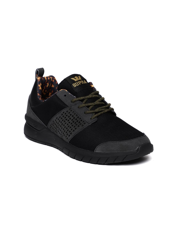 c881a0c8983f Buy Supra Women Black SCISSOR Sneakers - Casual Shoes for Women ...