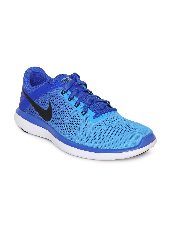 e9aec6cc0132f Buy Nike Men Blue FLEX 2016 RN Running Shoes - Sports Shoes for Men ...