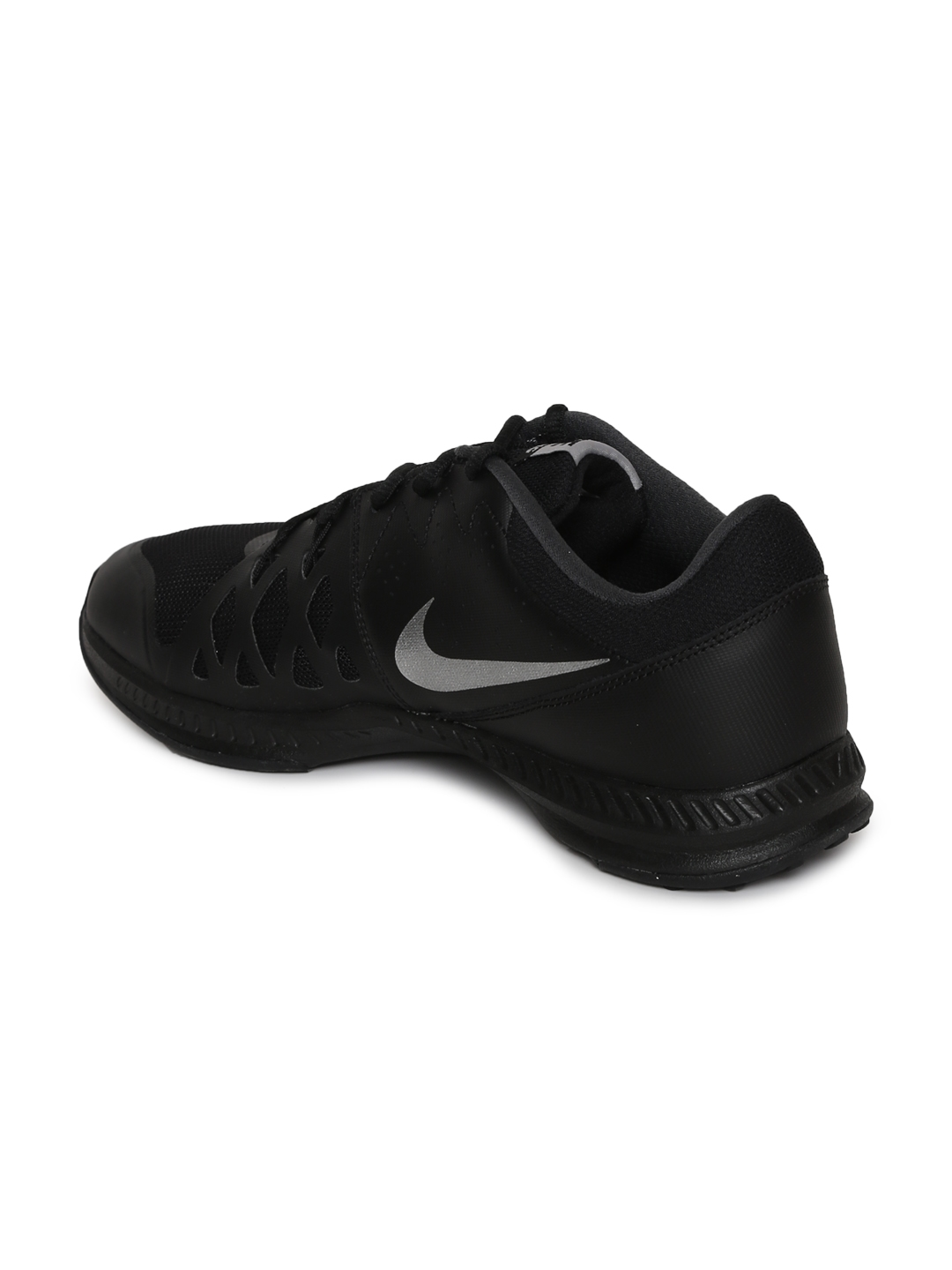 9fa4da81f2ecc Buy Nike Men Black AIR EPIC SPEED TR II Leather Training Shoes ...