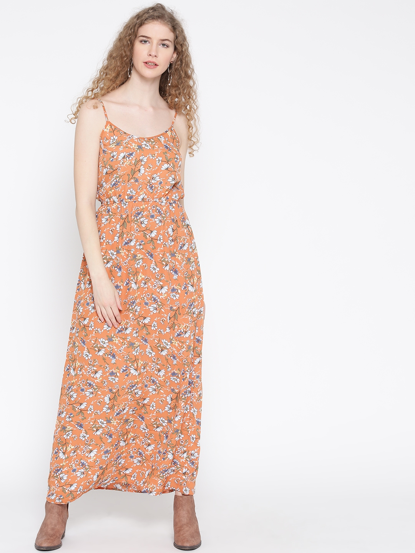 cc97e930129 White Floral Maxi Dress Forever 21