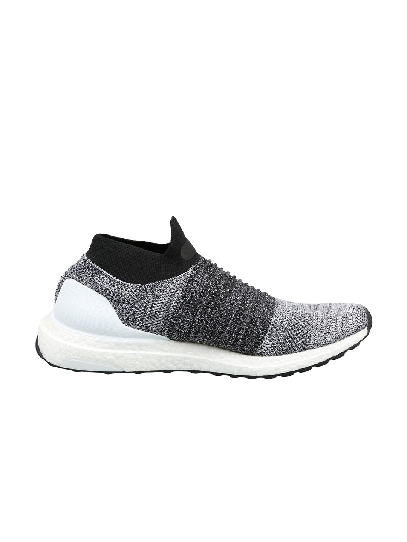 fb2812b77 Buy ADIDAS Men Grey ULTRABOOST LACELESS Running Shoes - Sports Shoes ...
