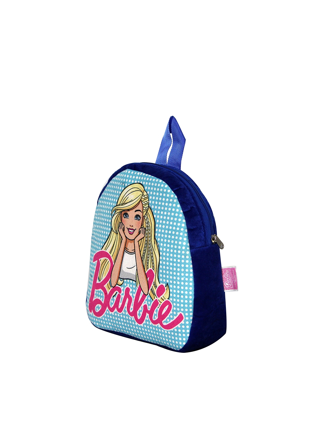 fc0fd6b5f726 Buy Softbuddies Girls Blue Graphic Backpack - Backpacks for Girls ...