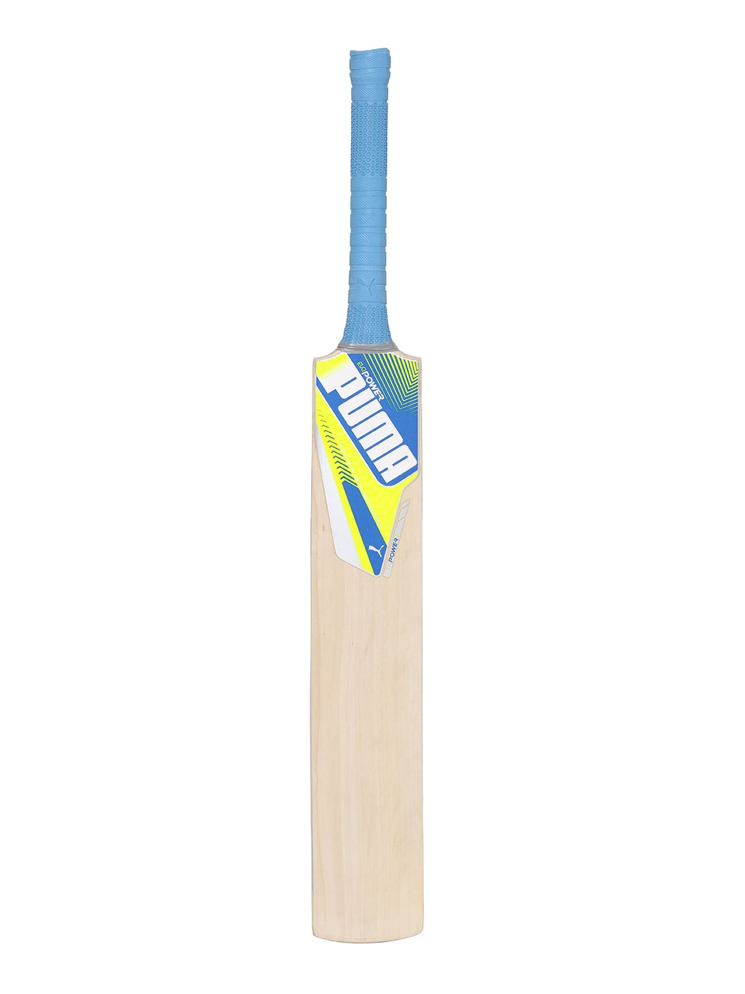Buy Puma Men Beige   Yellow EvoPOWER 1 KW 15 Cricket Bat - Cricket ... ec7fe5238a