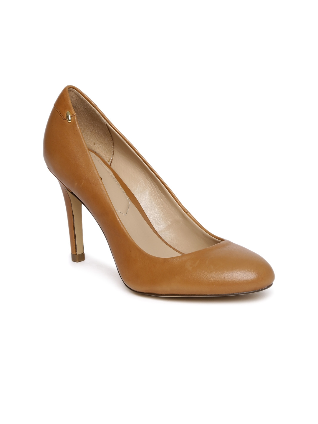 b6bf3f67dc1 Buy ALDO Women Brown Solid Pumps - Heels for Women 2309562