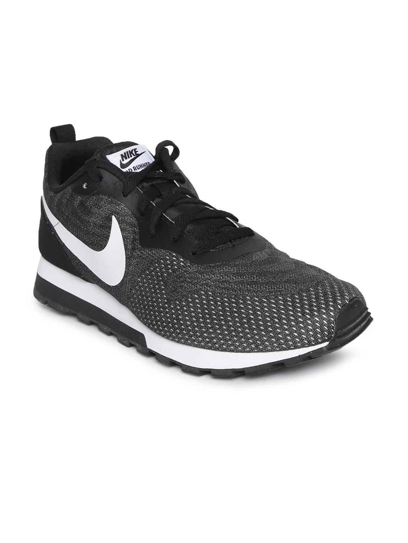 7e46c1f082b2e Buy Nike Men Charcoal MD RUNNER 2 ENG MESH Sneakers - Casual Shoes ...