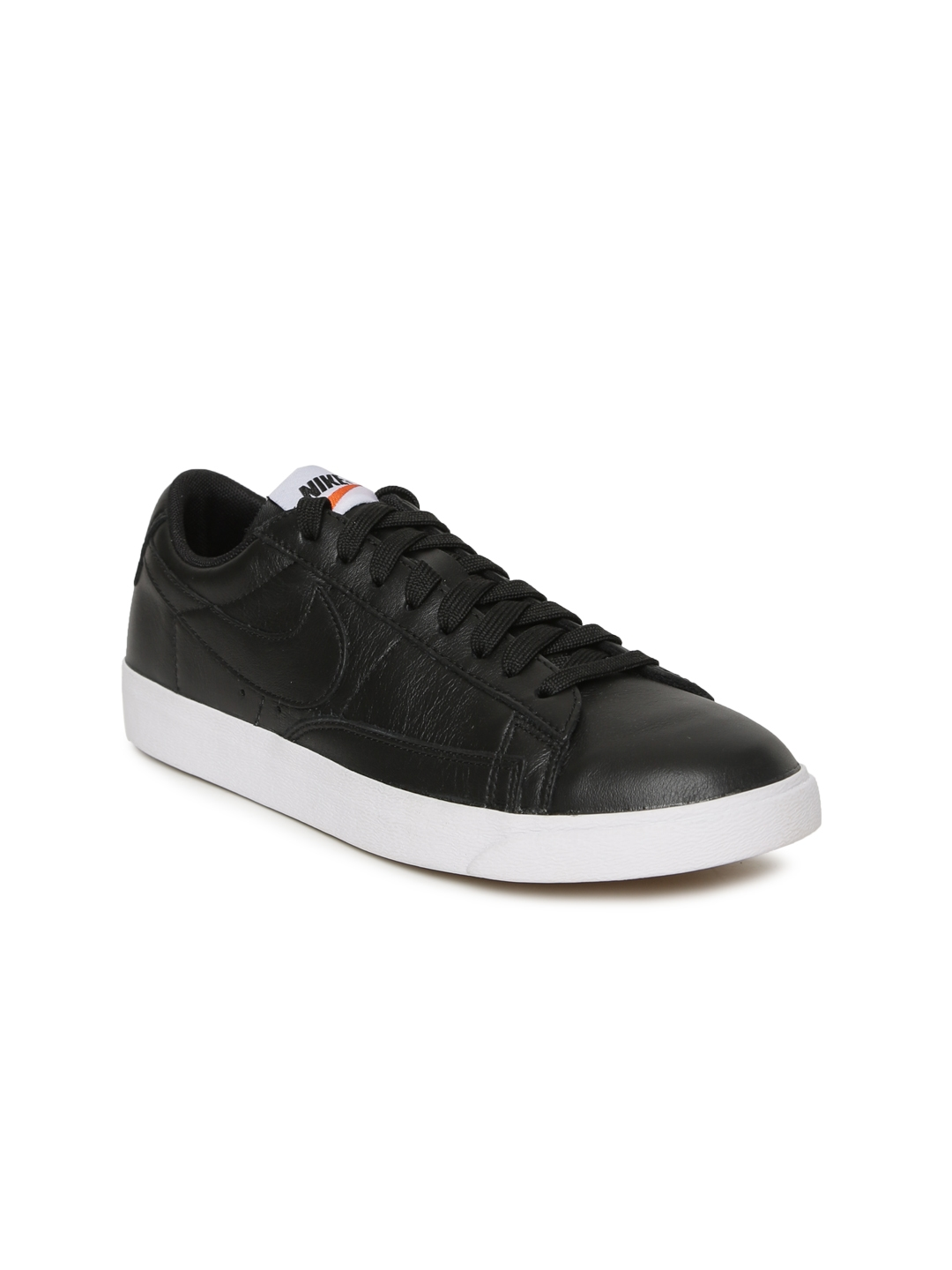1178e28c546d Buy Nike Women Black BLAZER LOW Leather Sneakers - Casual Shoes for ...