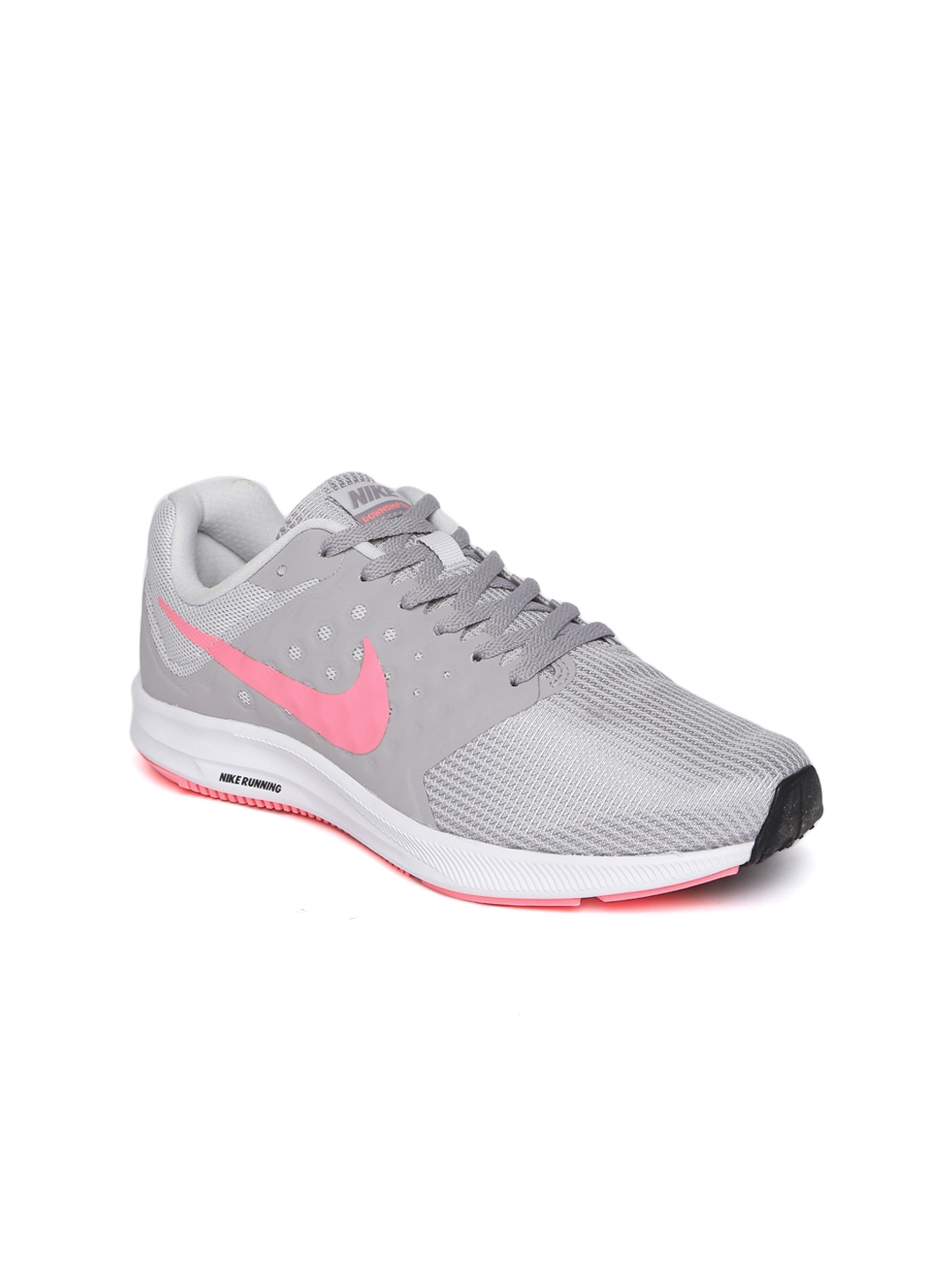 2d4422d58822 Buy Nike Women Grey DOWNSHIFTER 7 Running Shoes - Sports Shoes for ...