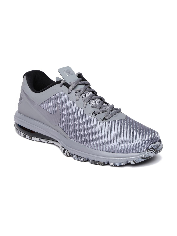c5e614510d Buy Nike Men Grey AIR MAX FULL RIDE TR 1.5 Training Shoes - Sports ...