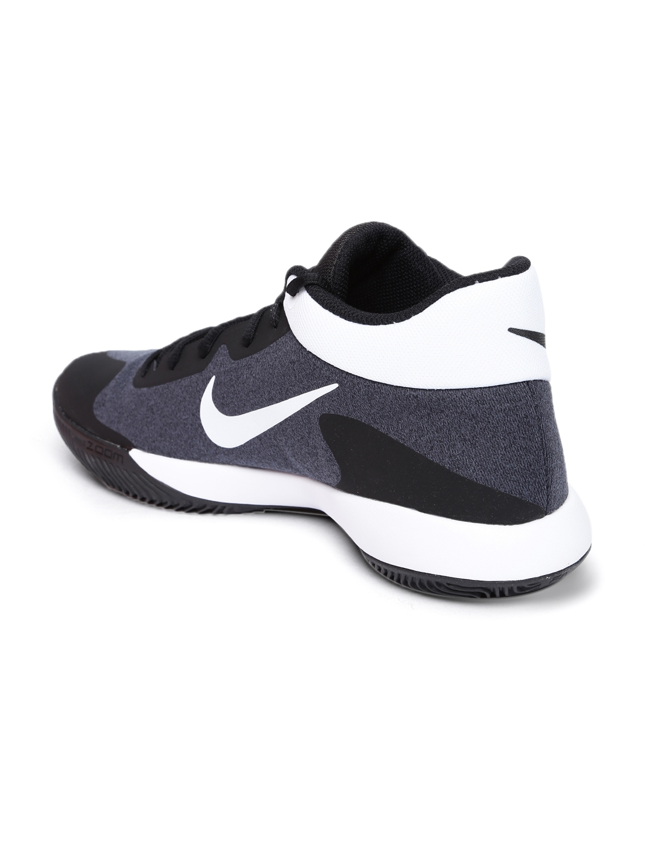 55d0a1b163b ... canada nike men charcoal grey white kd trey 5 v basketball shoes 67ab0  4865e
