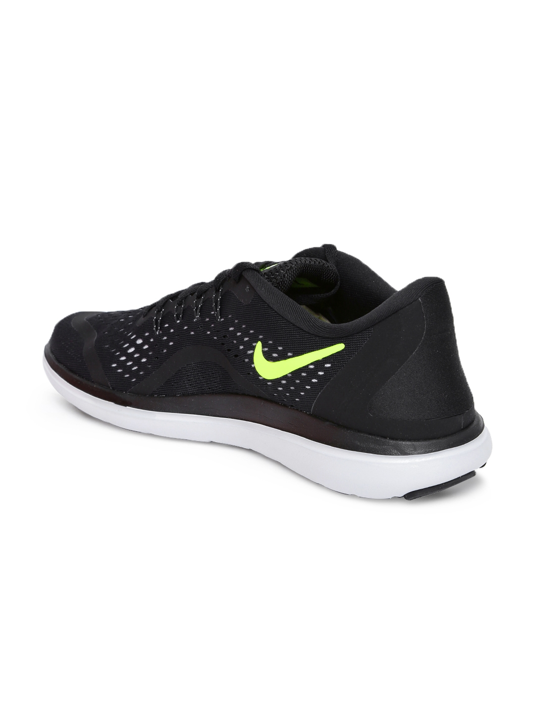 ad3c1a7118f21 Buy Nike Men Black FLEX 2017 RN Running Shoes - Sports Shoes for Men ...