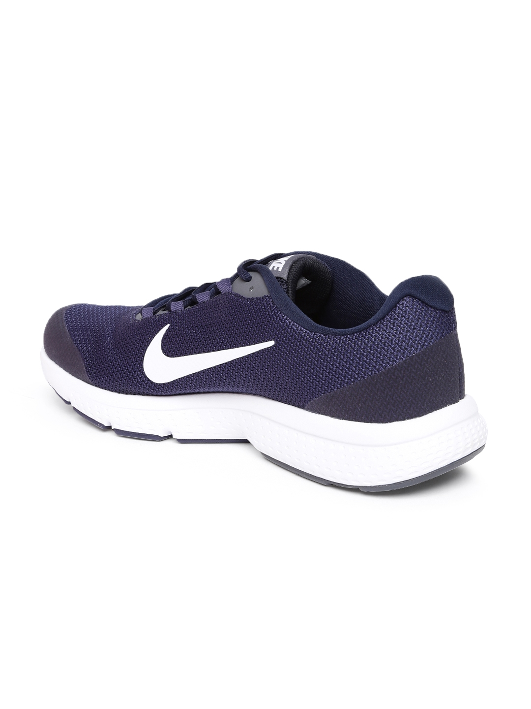 8016b383598 Buy Nike Men Navy Blue RUNALLDAY Running Shoes - Sports Shoes for ...