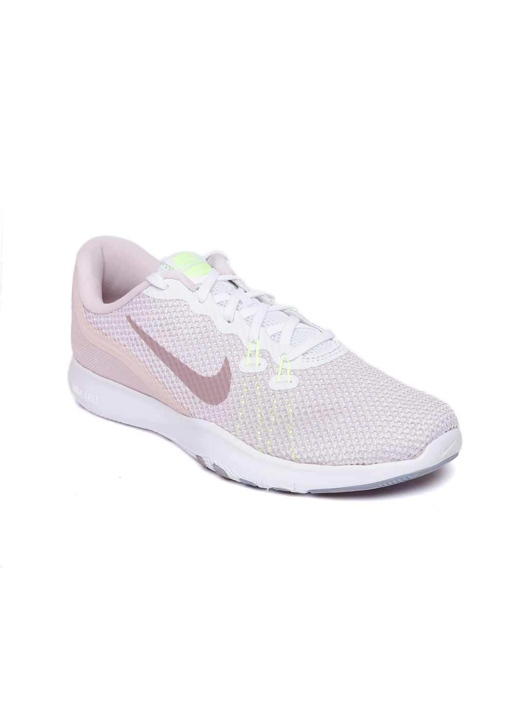 7c941b3b13dd Buy Nike Women Pink FLEX TRAINER 7 Training Shoes - Sports Shoes for ...