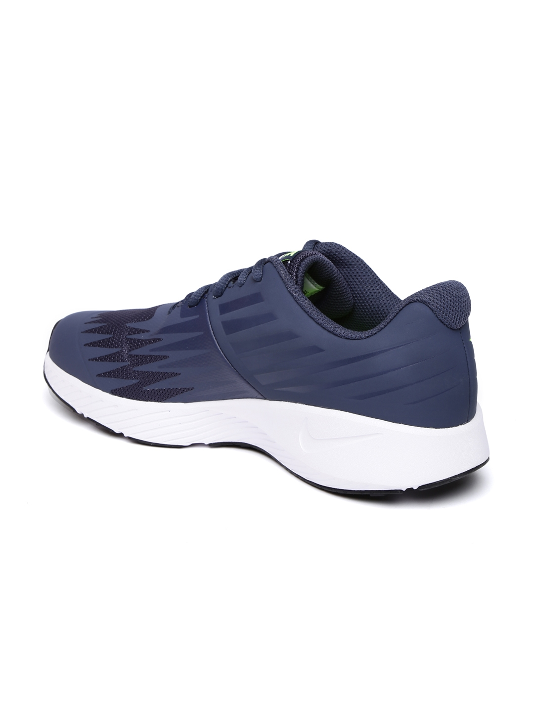 adcaa3cc71a439 Buy Nike Boys Navy Blue STAR RUNNER Running Shoes - Sports Shoes for ...
