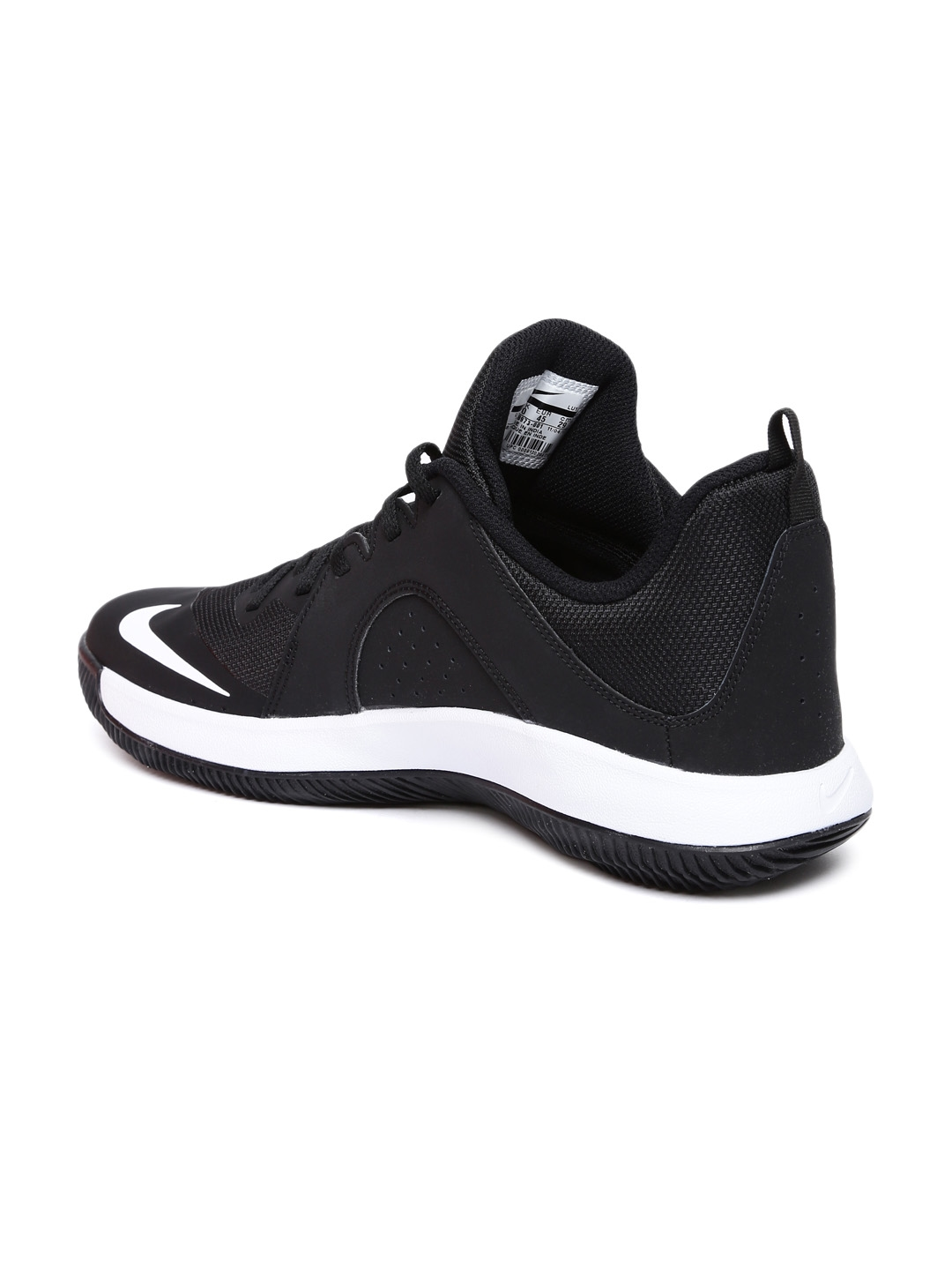 fe424559863fc Buy Nike Men Black FLY.BY LOW Basketball Shoes - Sports Shoes for ...