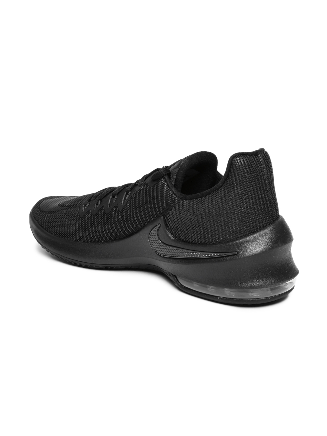a21d598c75b3 Buy Nike Men Black AIR MAX INFURIATE 2 LOW Basketball Shoes - Sports ...