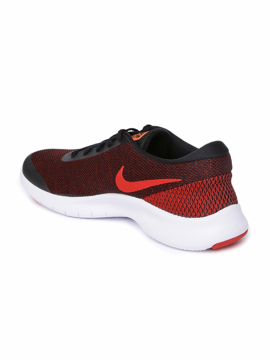 e0d61bc4ebec9 Buy Nike Men Maroon   Black FLEX EXPERIENCE RN 7 Running Shoes ...