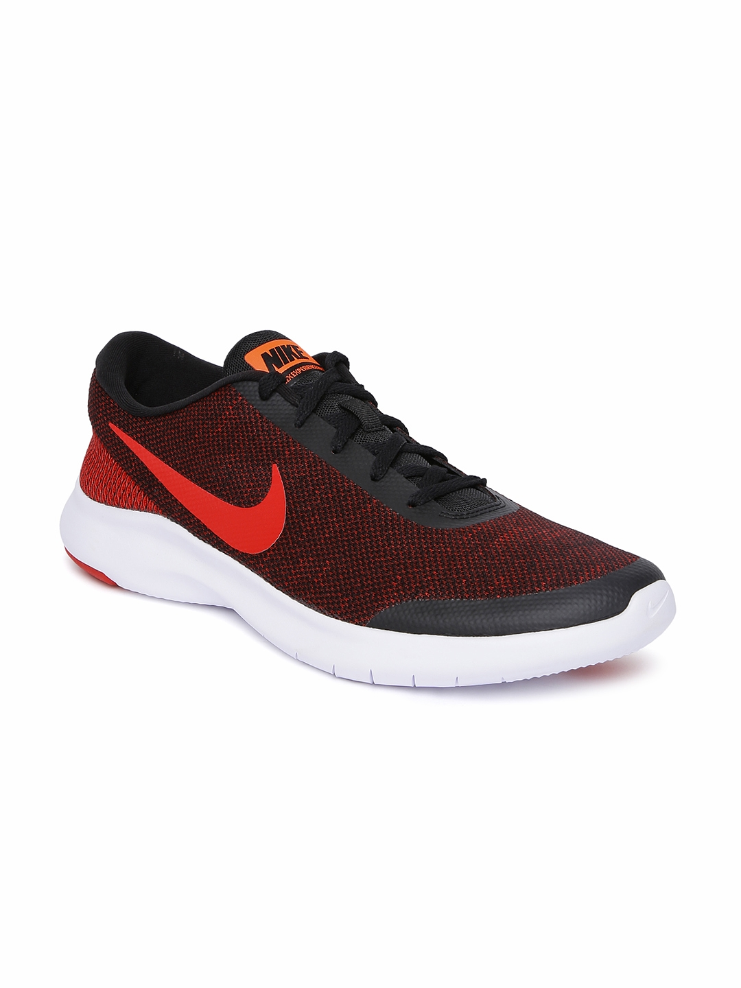 online store d9e6f 86054 Nike Men Maroon   Black FLEX EXPERIENCE RN 7 Running Shoes