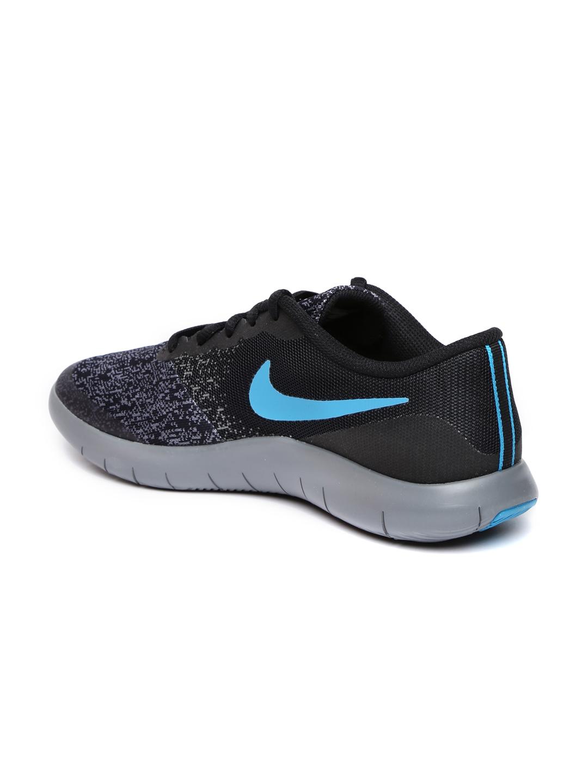 0ac4dd0ffda35 ... new arrivals nike boys charcoal grey black flex contact running shoes  1a149 e8f5b ...
