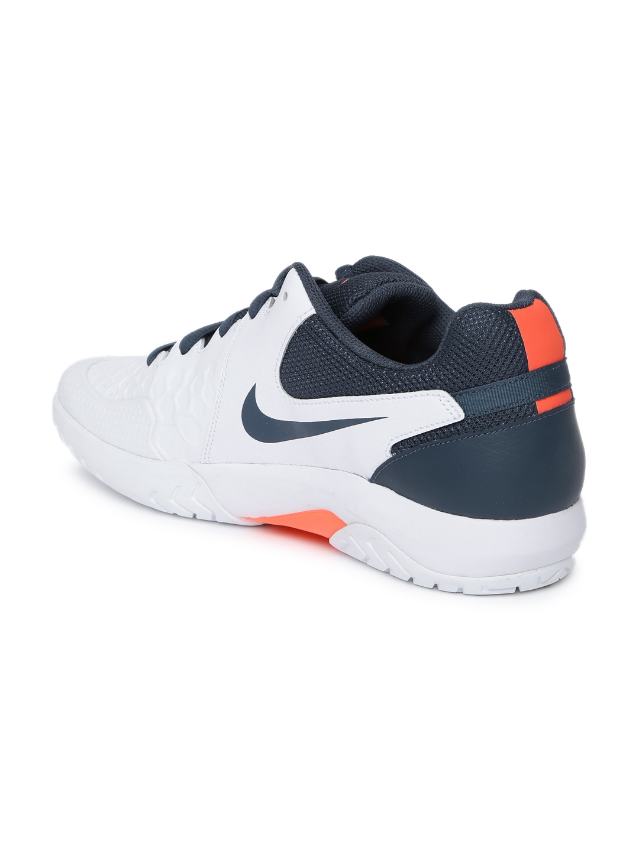 e70003129e86 Buy Nike Men White AIR ZOOM RESISTANCE Tennis Shoes - Sports Shoes ...