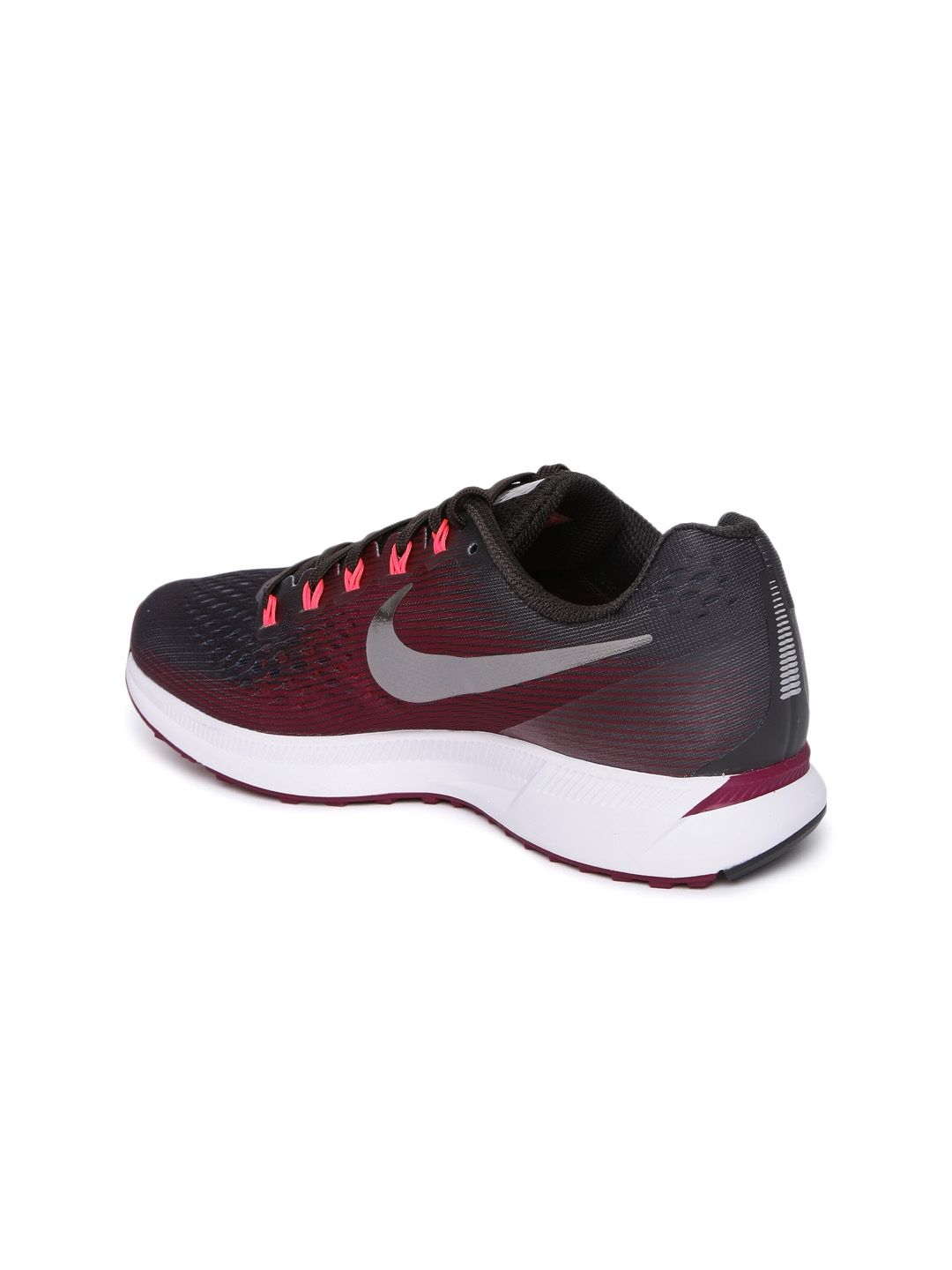 a6dfa16b96d24 ... aliexpress nike women burgundy w air zoom pegasus 34 gem running shoes  35bd8 32336