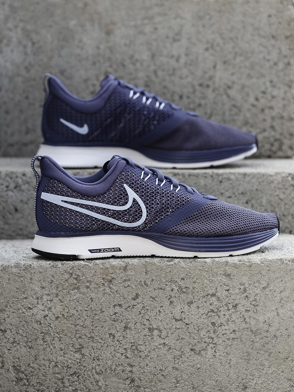 bcd6b6dbe24 Buy Nike Women Blue WMNS ZOOM STRIKE Running Shoes - Sports Shoes ...