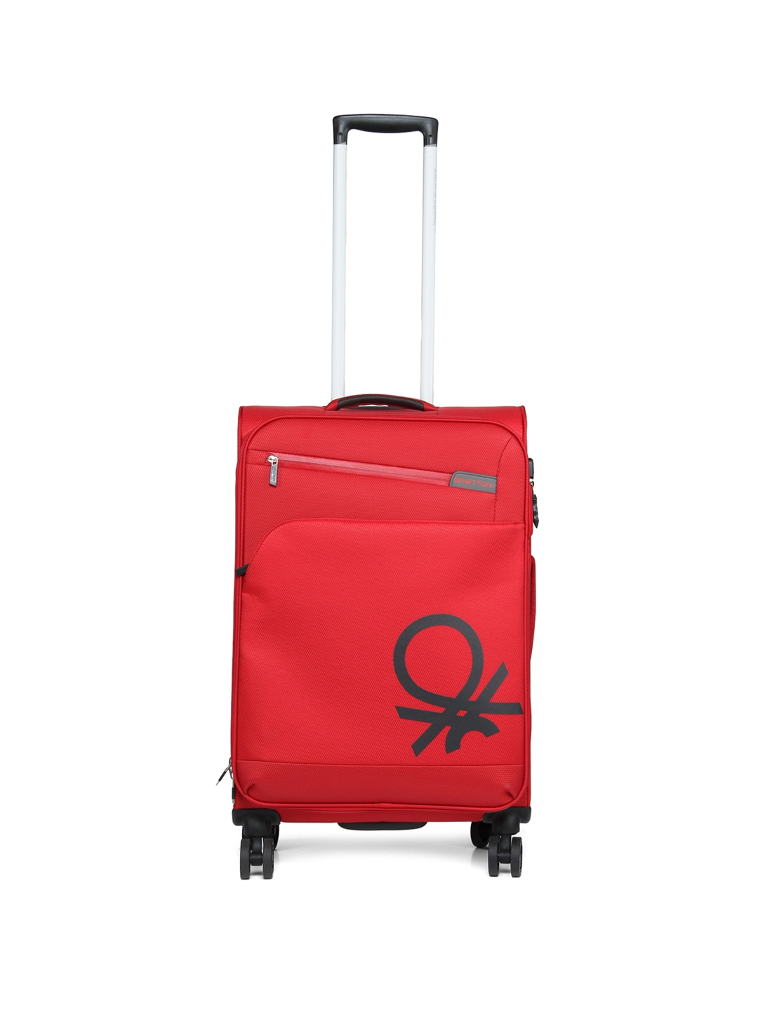 187a479d4 Buy United Colors Of Benetton Unisex Red Medium Trolley Suitcase ...